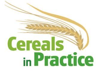 Cereals in Practice logo