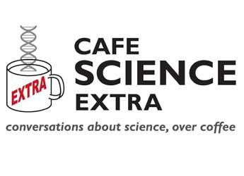 Image of the Cafe Science Extra logo