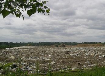 Warnham Landfill Site © Dan Gregory Wikimedia Commons