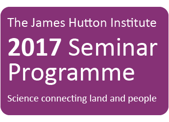 Hutton Seminar Series 2017 badge
