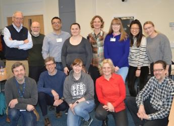 Delegates of Fatty Acids and Lipids course 2019 (c) James Hutton Institute