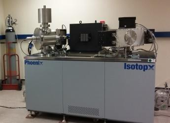 Isotopx Phoenix TIMS instrument (c) James Hutton Institute