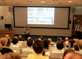iBMW2018 meeting in Dundee (c) James Hutton Institute