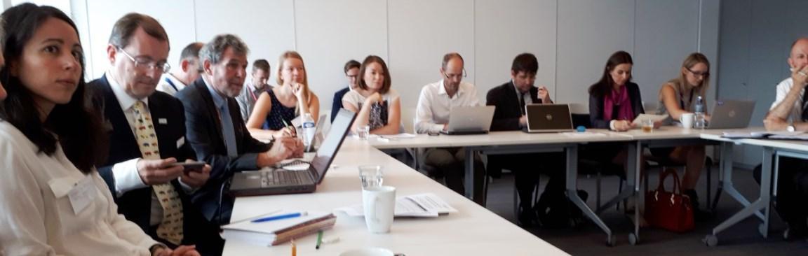 Rural innovation workshop in Brussels (c) James Hutton Institute