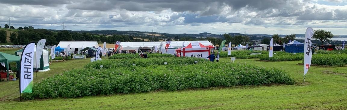 Potatoes in Practice is returning to Balruddery Farm