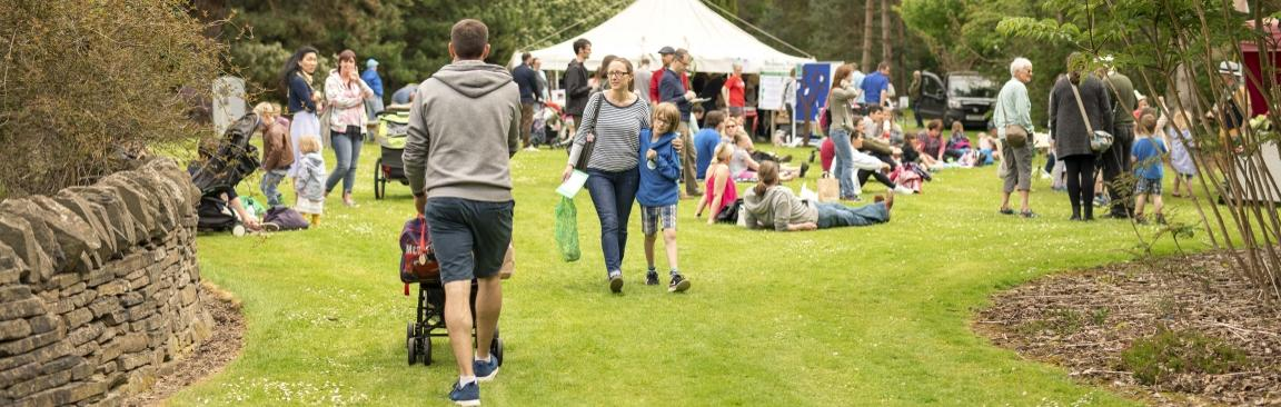 Plant Power Day takes place at Dundee University Botanic Garden