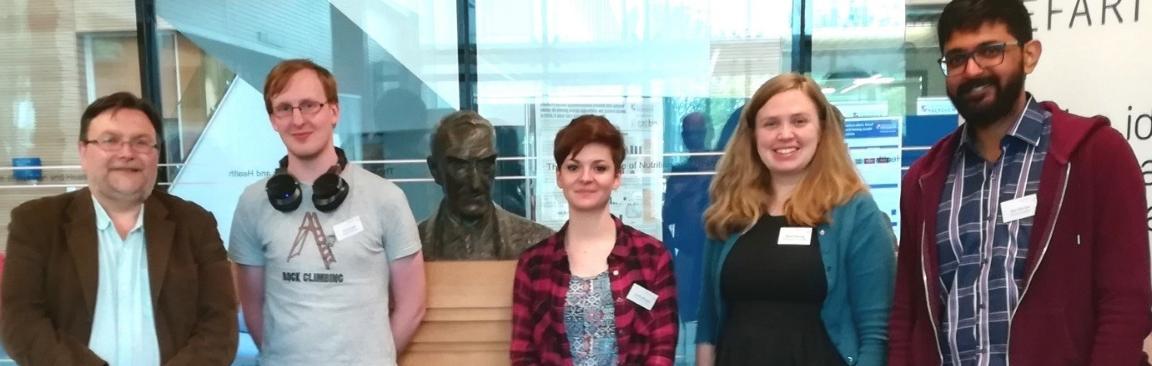 The SEFARI student showcase evidences excellence across SEFARI institutes