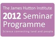 Image of the 2012 seminar series logo
