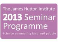 2013 Seminar Programme logo