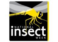 National Insect Week logo (contributed)