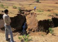 Soil erosion in Ethiopia (c) James Hutton Institute