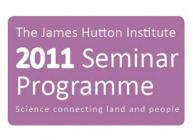 Image for The James Hutton Institute Seminar Programme