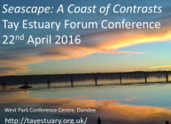 Tay Estuary Forum 2016 Conference flyer