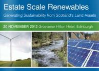 Estate Scale Renewables programme