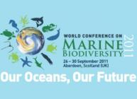 World Conference on Marine Biodiversity 2011 logo