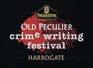 Image of the Old Peculier Crime Writing Festival logo