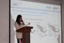 British Council presentation by Sarahi Panecati Martinez