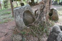 One of the archaeological sites in the plain of Jars