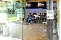 VLT in Real Life Science Studio, John Hope Gateway, RBGE