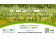Arable Conversations publicity image