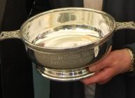Best Soil in Show Quaich, awarded in 2013 to Millbrex Farm, Fyvie