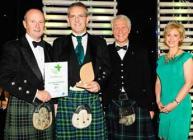 Nature of Scotland Innovation Award presentation