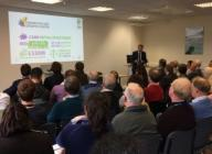 Prof Colin Campbell discusses the APGC project at SSCR Annual Lecture 2019