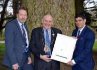 Aberdeen named European Forest City for 2019
