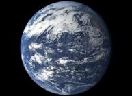 By NASA image by Robert Simmon and Marit Jentoft-Nilsen, based on MODIS data. [P