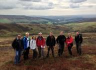 International journalists had a panorama of science in practice at Glensaugh