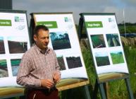 Euan Caldwell, Head of Farms, is inviting farmers to the LEAF Tech Day 2021