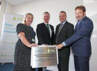 The launch took place at our site in Invergowrie near Dundee