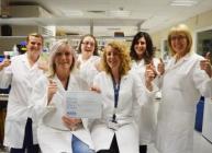 The Mylnefield Lipid Analisys team (c) James Hutton Institute