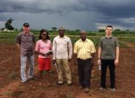 Researchers in Malawi in the context of Quikgro work (c) JamesHuttonInst