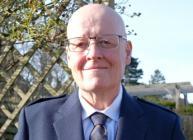 Dr Rex Brennan (image: Worshipful Company of Fruiterers)