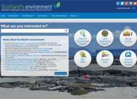 Scotland's environment website
