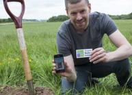 Matt Aitkenhead demonstrates the new app