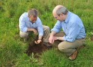 Hutton researchers will help train future soil scientists