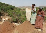 Soil research in Ethiopia (c) James Hutton Institute