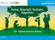 World Food Day 2020 poster