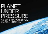 Image of the Planet Under Pressure logo