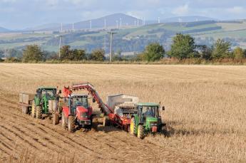Farming in Scotland (c) James Hutton Institute