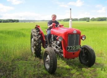 Douglas Greig, Best Soil in Show '14 winner. Courtesy: Greig family