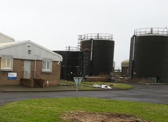 Bo'ness WWTW development centre (image courtesy Scottish Water)