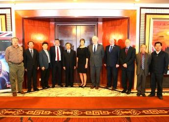 Leading Chinese and UK scientists discussed food security challenges (c) Hutton