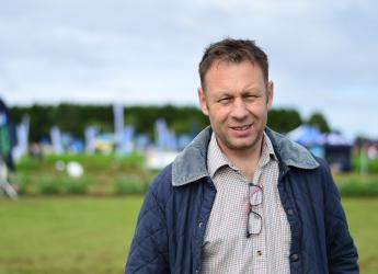 Euan Caldwell, Head of Field, Farm & Glasshouses, James Hutton Institute