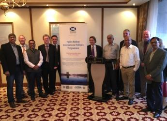 Launch of the Hydro Nation International Fellows Programme in India