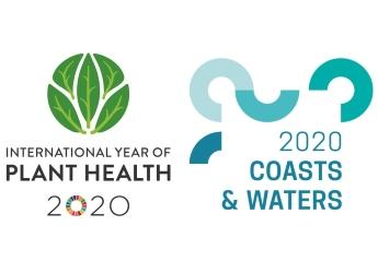 2020 is the International Year of Plant Health and Scotland's Year of Coasts