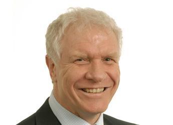 Photograph of Iain Gordon