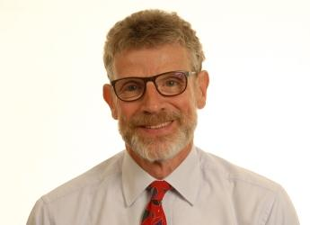 Professor James Curran, new Chair of the Institute's Board of Directors